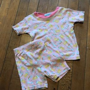 Care Bears, summer pjs size 18 month